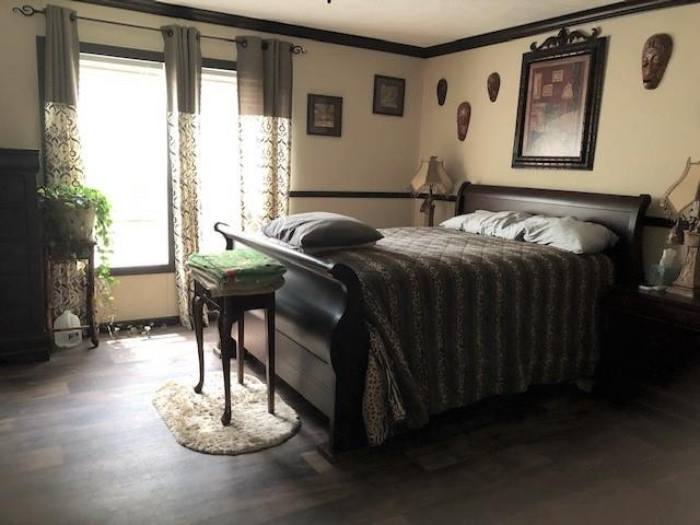 Very large master suite